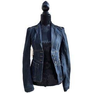Marc Jacobs Button Up Denim Jacket